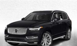 New 2019 Volvo XC90 T6 AWD
