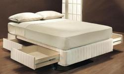 New Sto-A-Way Platform Bed Frame