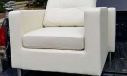 NEW White Sofa Chair, I have 2