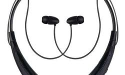 NEW Wireless Bluetooth V4.1 Headphones, Magnetic Neckband