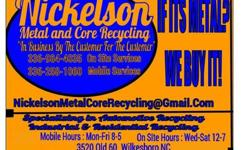 Nickelson Metal & Core Recycling