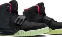 Nike Air Yeezy 2 NRG Solar Red