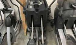Octane Q45e Elliptical