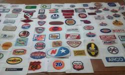 Oil Company Patches (Paden,OK)