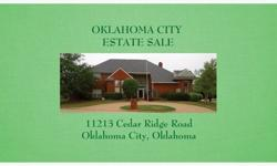 Okc City Estate Sale