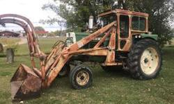 Oliver Tractor 1800