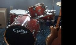 PDP fx series drum set