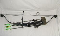 Pearson Renegade 60 Lb. Compound Bow with Crosshair