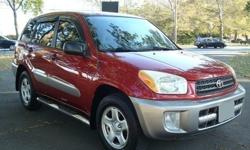 Perfect Toyota RAV4 2003