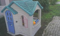"Play Houses Outdoor and other toys ""I Consider Trades"" obo"
