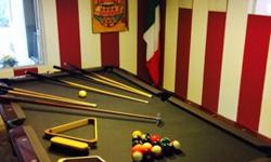 Pool Table $400 or barter
