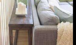 Pottery Barn Style Entry/Sofa Table