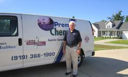 Premier Chem-Dry Carpet cleaning service company Wake County