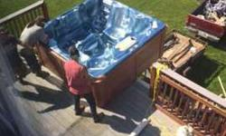 Premium Professional Hot Tub Movers and More