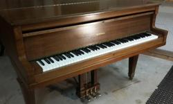 "Professionally restored 5'0"" 1925 Kimball Baby Grand Piano -"