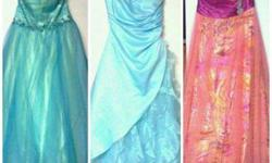 Prom/ pageant dresses (Crossville)