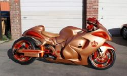 """"""" Queen?s 2008 Custom Hayabusa """""""