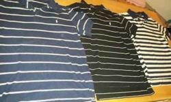 Ralph Lauren Polo's & Button Downs ($5-50)