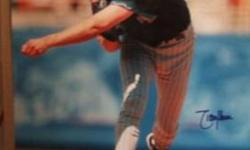 Randy Johnson 16x20 autographed signed