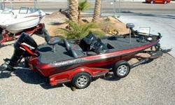 ready for water 2004 Ranger 185 VX Fishing Boat