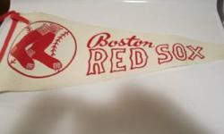 Red Sox Pennant (Late 60's