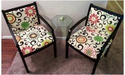Refurbished Seating Chairs - Custom One of a Kind Designs