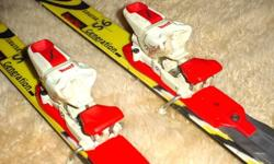 Rossignol Slalom Skis Trade Snow Poles Boots Sports Marker