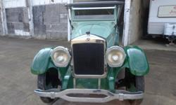 Runs Excellent - 1922 Studebaker EK