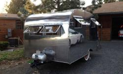 *~s 1950 Thims Vintage Trailer.8*