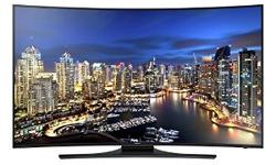 Samsung UN65HU7250 Curved 65-Inch 4K Ultra HD 120Hz Smart