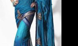 Saree, kurthi, salwar kameez, lehenga, and jewelry