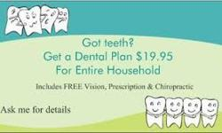Save Money on your Dental Care