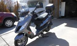 Scooter 2010 Kymco Yager GT 200i 174cc