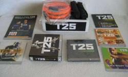 Sealed Beachbody T25 by Shaun-T with Resistance Bands