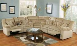 Sectional 3 Piece Sofa set in Perfect Condition