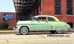 Selling Dad's 1950 Chevrolet Styleline Deluxe 2-Door Sedan