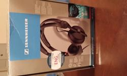 Sennheiser HD 25-1 II Closed, On-Ear Studio Headphone BRAND