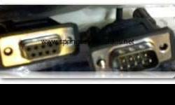 Serial Port Connector Cable M/F