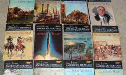 Set The American Heritage New Illustrated History Of The