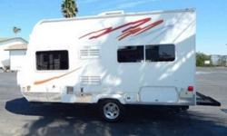 *~sKGqA8A 2006 CRUISER RV FUN FINDER X160 '~HFDF.8*