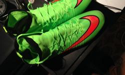 Soccer Cleats (Nike Mercurial Superfly Electric