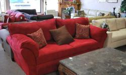 Sofas and more sofas (Precious Cargo)