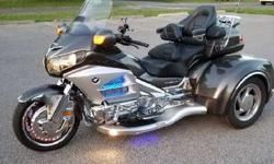 Soft 2013 Honda Gold Wing Audio Comfort