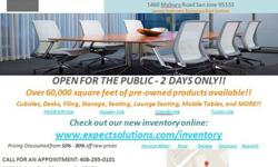 Solutions Office Interiors Liquidation Sale