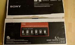 Sony HT-IS100 5.1 surround speaker system