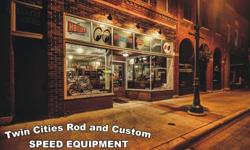 Speed Equipment For Hot Rods, Classic Cars, Muscle Cars,