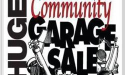 Spring Trails Huge Community Garage Sale