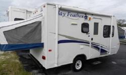 *~sq5026;*~ 2009 JAYCO JAY FEATHER 17EX~ 110 ;F.8*