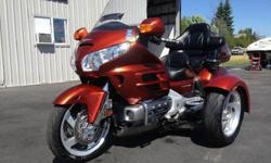 *~sq ;*~2007 Honda Goldwing~;F.8*