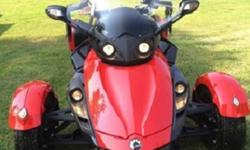 *~sq ;*~ 2008 Can~Am Spyder G~S ~;F.8*